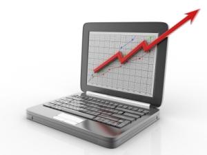 laptopredarrowcicionetrend