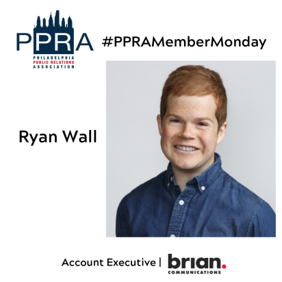 #PPRAMember Monday_Wall